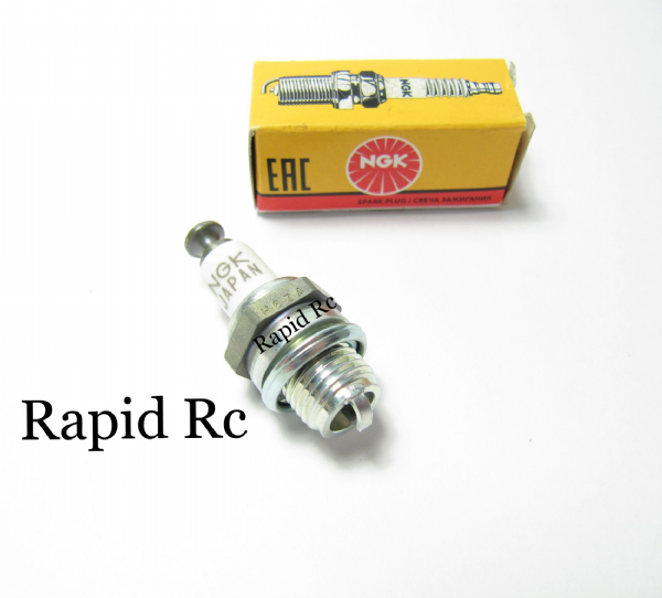 NGK CM6 Spark Plug Replacement spark plug for all DLE Engines